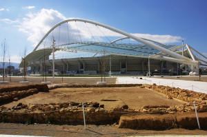 Αρχαιολογικός χώρος ΟΑΚΑ