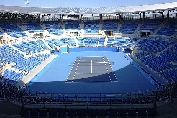 Ολυμπιακό Κέντρο Αντισφαίρισης Κεντρικό Γήπεδο