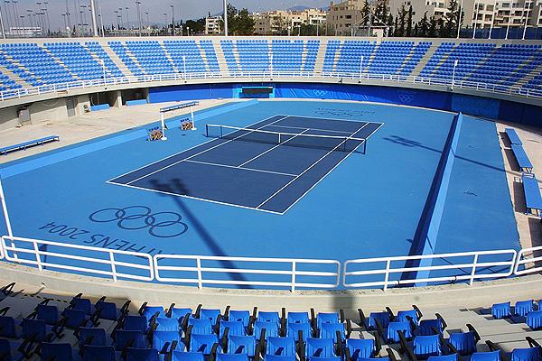 Ολυμπιακό Κέντρο Αντισφαίρισης Γήπεδο 1