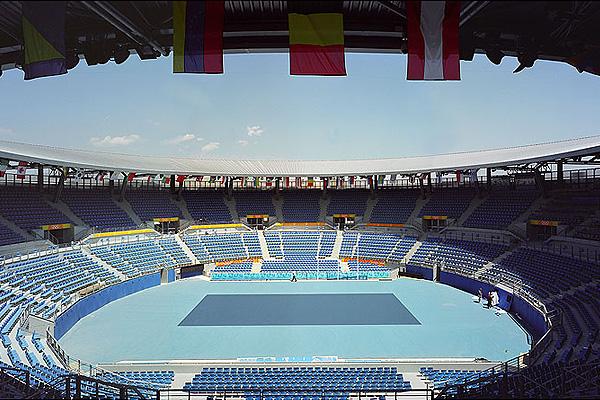 Ολυμπιακό Κέντρο Αντισφαίρισης