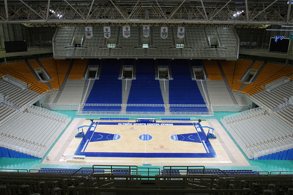 Ολυμπιακό Κλειστό Γυμναστήριο Αθλοπαιδιών