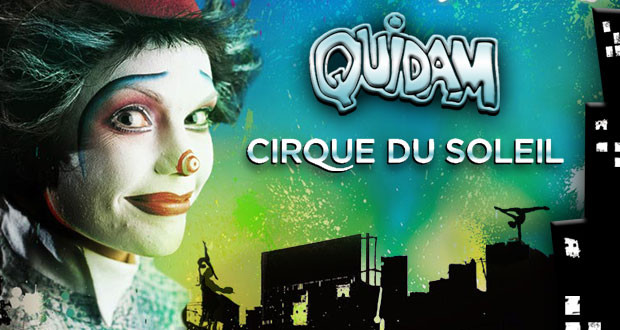 Cirque Du Soleil Oaka